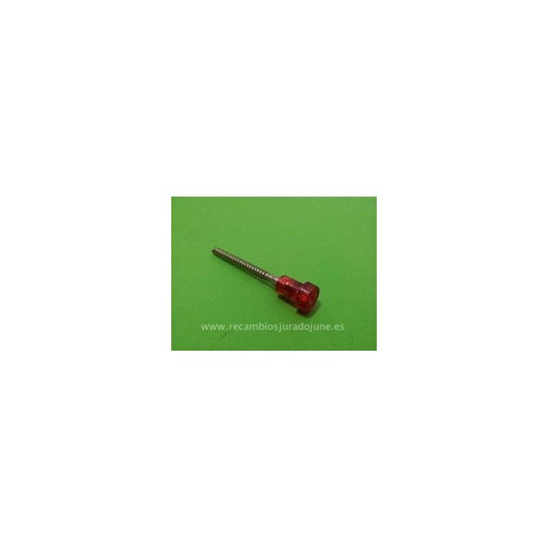 Tornillo Piloto y Optica Vespino 50mm Plastico