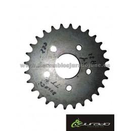 Plato Arrastre Ducati MT, TT, Mini 28d