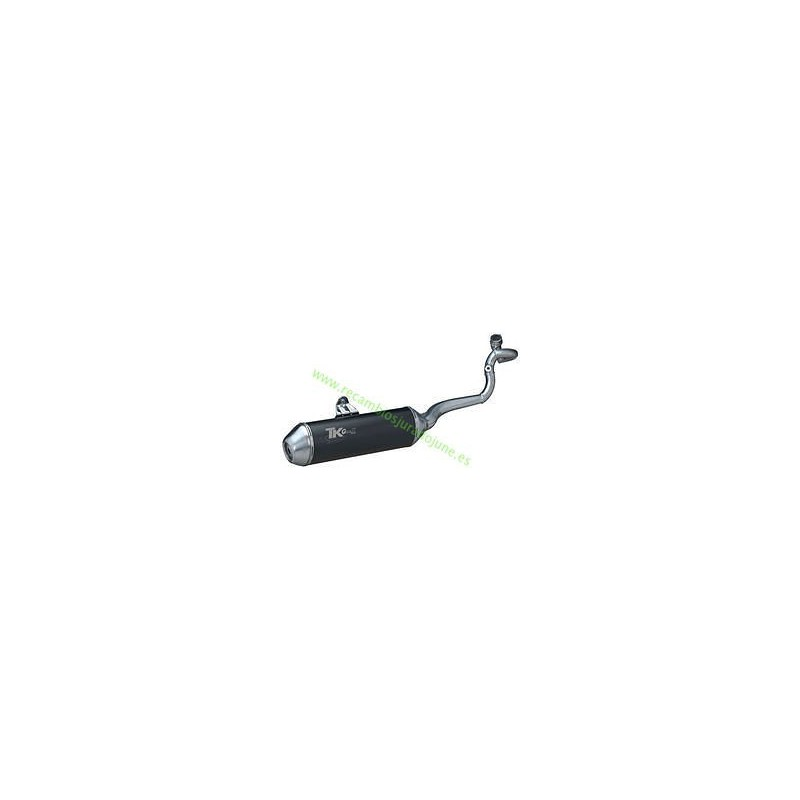 TUBO ESCAPE APRILIA SPORTCITY 250 - DERBI GP1 125/250 N TURBO KIT