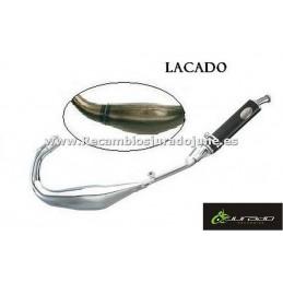 ESCAPE APRILIA RS 125 2007-2012 Cromado